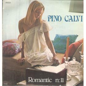 Pino Calvi Lp Vinile Romantic N 11 / Rifi RDZ-ST 14310 Sigillato