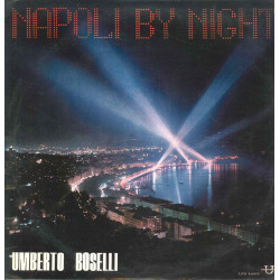 Umberto Boselli Lp Vinile Napoli By Night / Universal LPX 50013 Nuovo
