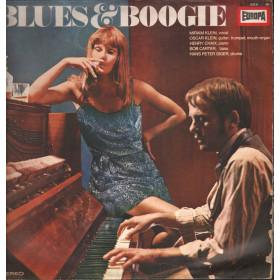Klein / Klein / Chaix / Carter / Giger Lp Vinile Blues & Boogie / Europa Nuovo