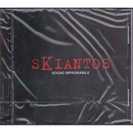 Skiantos CD Sogno Improbabile / EMI Capitol Sigillato 0094633109025