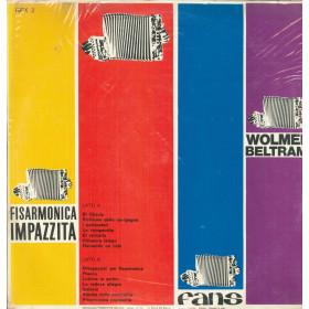 Wolmer Beltrami Lp Vinile Fisarmonica Impazzita / Fans GPX 2 Sigillato