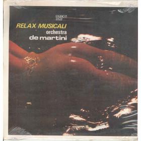 Orchestra De Martini Lp Vinile Relax Musicali / Studio 7 LPAG 1104 Sigillato