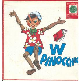 AA.VV. Lp Vinile W Pinocchio E Altre Fiabe Famose / Quadrifoglio Sigillato