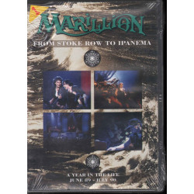 Marillion DVD From Stoke Row To Ipanema Year In The Life June 89 EMI Sigillato