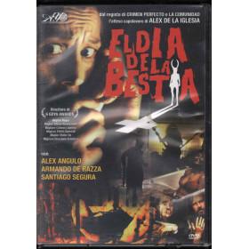 El Dia de la Bestia - Il Giorno Della Bestia DVD Armando De Razza Sigillato
