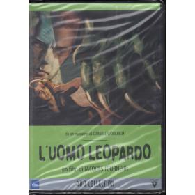 L'Uomo Leopardo DVD Tourneur Jacques / Rko Collection Sigillato