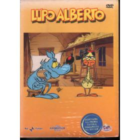 Lupo Alberto DVD Giuseppe Lagana Francesco Salvi Lella Costa Silver Sigillato