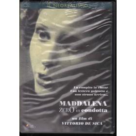 Maddalena Zero In Condotta DVD Carla Del Poggio / Vittorio De Sica Sigillato