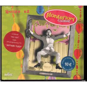 Montefiori Cocktail CD Raccolta N 2 / IRMA 498657-2 Sigillato