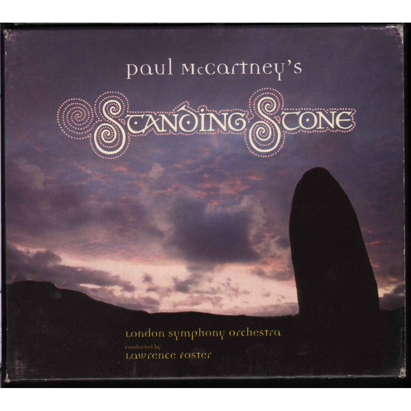 London Symphony Orch CD Paul McCartney's Standing Stone Sigillato 0724355648426