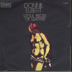 "Donnie Elbert ‎Vinile 45 giri 7"" A Little Piece Of Leather Nuovo"