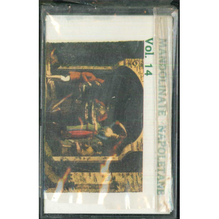 AA.VV MC7 Mandolinate Napoletane Vol 14 / Phonotype - LFRE 428 Sigillata