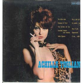 Achille Togliani Lp Vinile Achille Togliani (Omonimo / Same) Zeus BE 0013 Nuovo