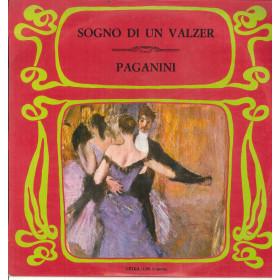 Straus - Lehar Lp Vinile Sogno Di Un Valzer / Paganini Cetra LPS 2 Nuovo