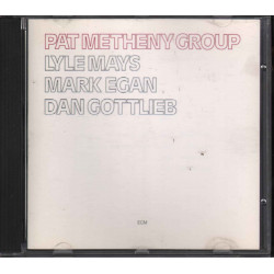 Pat Metheny Group CD Omonimo Same / ECM Records ‎ECM 1114 Nuovo