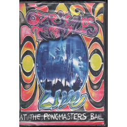 Ozric Tentacles DVD Live At The Pongmasters Ball / Snapper SMADVD007 Sigillato