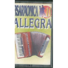 AA.VV MC7 Fisarmonica Allegra Vol 10 / LFRE 445 Sigillata
