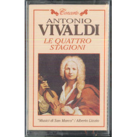 Antonio Vivaldi MC7 Le Quattro Stagioni / Concerto - MC 58001 Sigillata
