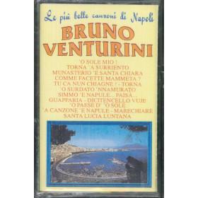 Bruno Venturini MC7 Le Più Belle Canzoni di Napoli / Joker – MC 22082 Sigillata