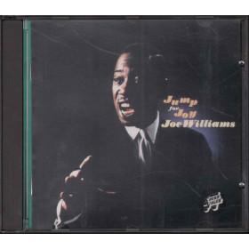Joe Williams CD Jump For Joy / BMG Nuovo 0078635271324