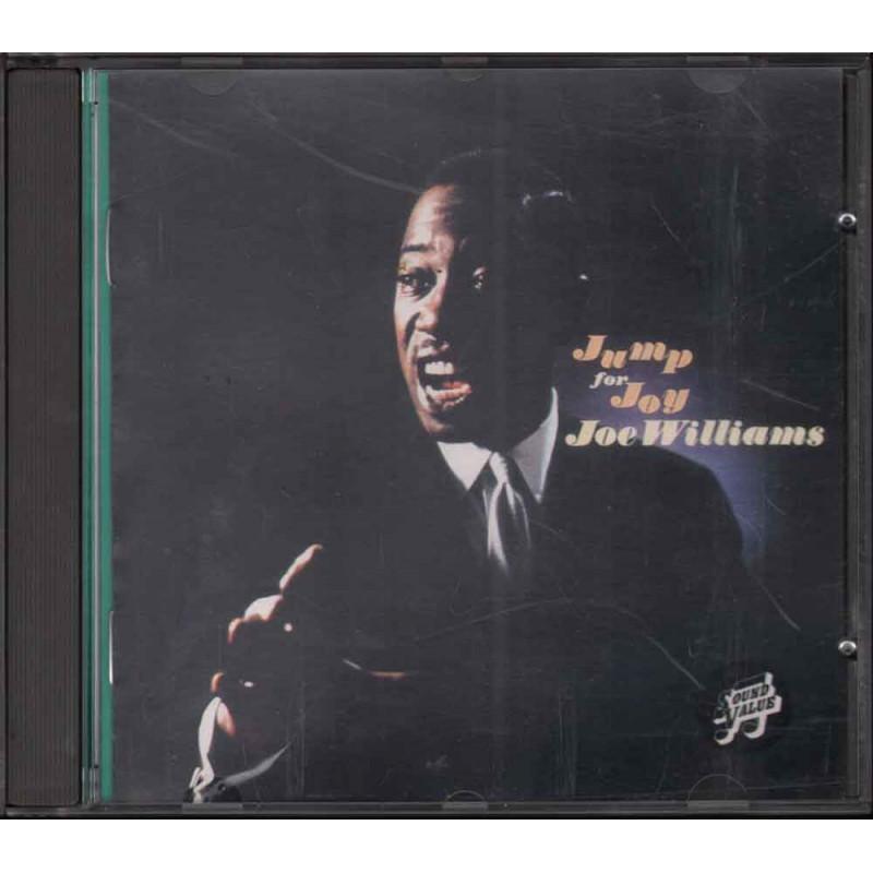Joe Williams CD Jump For Joy Nuovo 0078635271324