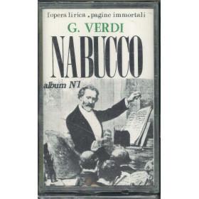 Giuseppe Verdi MC7 Nabucco / Joker – MC 1106 Sigillata 8004883311064