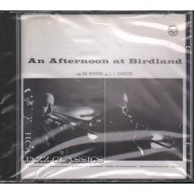 Kai Winding And J J Johnson CD An Afternoon At Birdland Sigillato 0743212988024