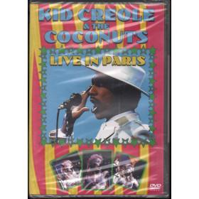 Kid Creole & The Coconuts DVD Live In Paris Classic Pictures DVD 1083X Sigillato