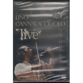 Lino Cannavacciuolo / Flaviano De Luca DVD Libro Live / Graf Sigillato