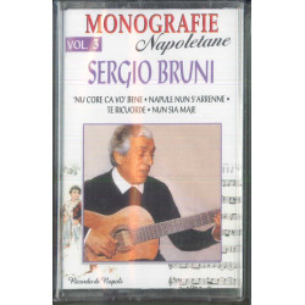 Sergio Bruni MC7 Monografie Napoletane Vol 3 / GRMC-E 6361 Sigillata