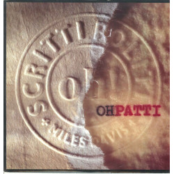 "Scritti Politti ‎‎Vinile 12"" Oh Patti (Don't Feel Sorry For Loverboy) Nuovo"