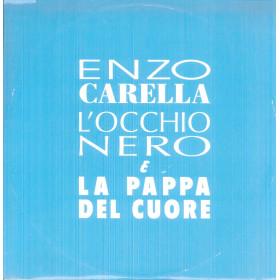 """Enzo Carella Vinile 12"""" L' Occhio Nero E La Pappa Del Cuore / it Nuovo"""