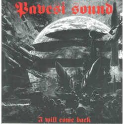 "Pavesi Sound ‎Vinile 12"" I Will Come Back / Tatoo Records ‎TR 9004 Nuovo"