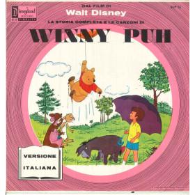 La Storia Completa E Le Canzoni Winny Puh (Winny Pooh) Lp Disneyland Nuovo