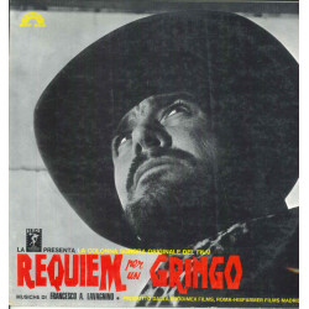 Angelo Francesco Lavagnino LP Vinile Requiem Per Un Gringo / Cinevox Nuovo