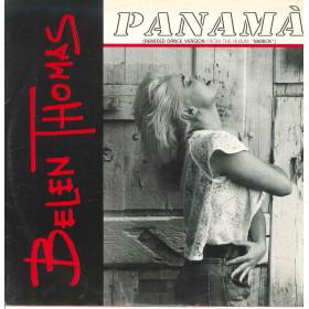 "Belen Thomas Vinile 12"" Panama / Smash One Music ZT 42920 Nuovo"