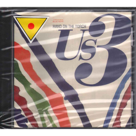 Us3 CD Hand On The Torch / Blue Note Sigillato 0724382958529