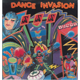 "AA.VV. Vinile 12"" Dance Invasion / Golden Hits GH 10003 Nuovo"