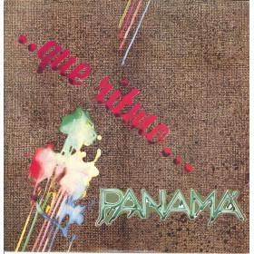 "Panama Vinile 12"" Que Ritmo / Many Records – MN 513 Nuovo"
