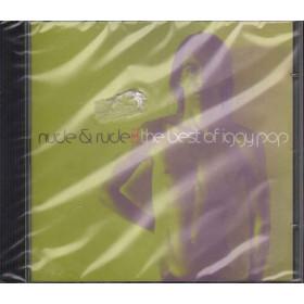 Iggy Pop CD Nude & Rude: The Best Of Iggy Pop / Virgin Sigillato 0724384235123