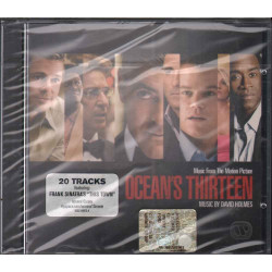 David Holmes CD Ocean's Thirteen OST Soundtrack Warner Bros Sigillato