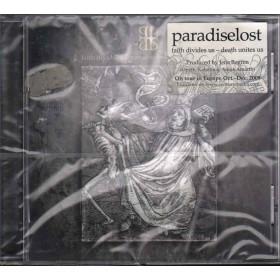 Paradise Lost CD Faith Divides Us - Death Unites Us / Century Media Sigillato