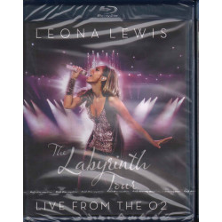 Leona Lewis ‎‎BRD Blu Ray The Labyrinth Tour Live From The O2 / Syco Sigillato