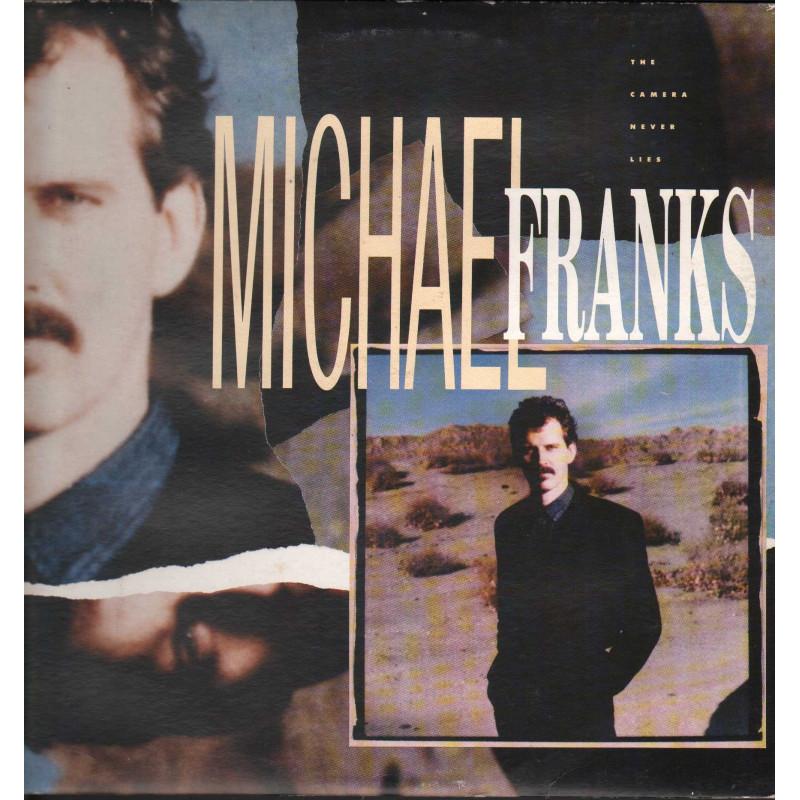 Michael Franks Lp Vinile The Camera Never Lies / Warner Bros 92 5570-1