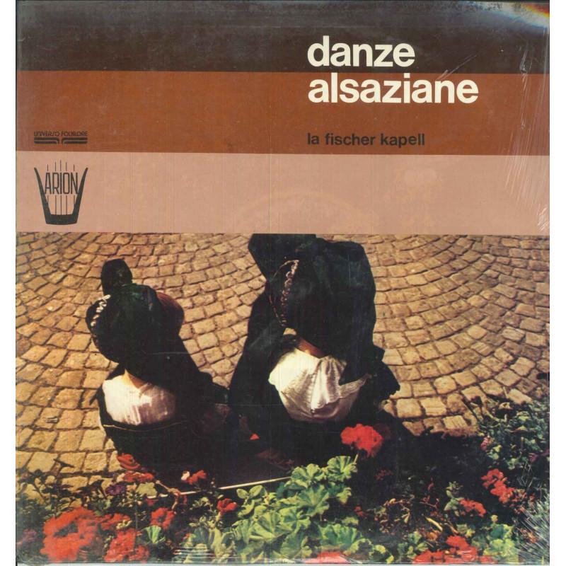 La Fischer Kapell Lp Vinile Danze Alsaziane / Arion FARN 1063 Sigillato