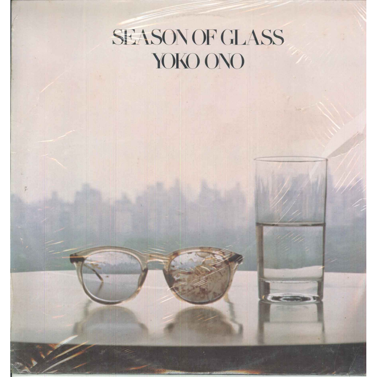 Yoko Ono Lp Vinile Season Of Glass / Geffen Records ‎GEF 99 164 Sigillato