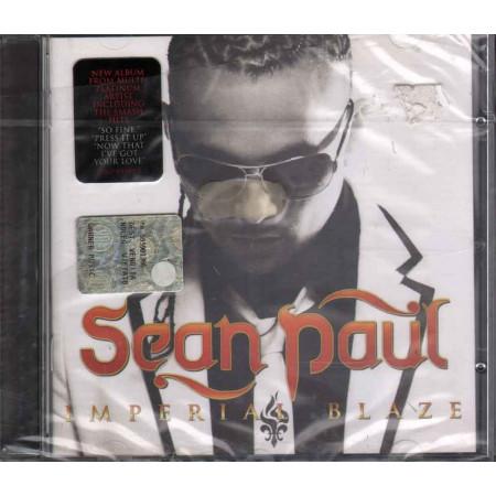 Sean Paul CD Imperial Blaze / Atlantic Sigillato 0075678958014