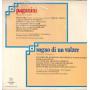 Oscar Straus - Franz Lehar Lp Vinile Paganini / Sogno Di Un Valzer Sigillato