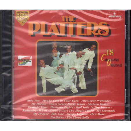 The Platters CD 18 Capolavori Originali / Mercury Sigillato 0042284836029