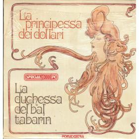 Gallino Lp La Principessa Dei Dollari / La Duchessa Del Bal Tabalin Sigillato